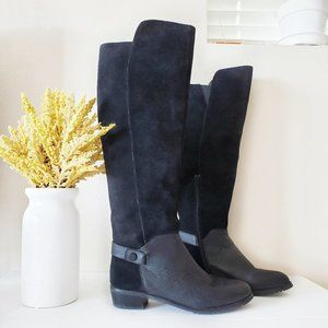 Kelsi Dagger Brooklyn Boot Leather Over the Knee